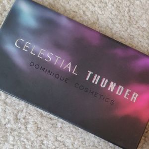 Dominique Cosmetics Celestial Thunder Palette